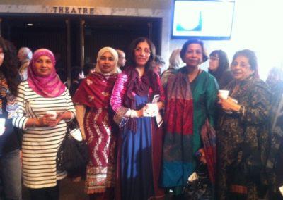 Interfaith 2013 volunteer award