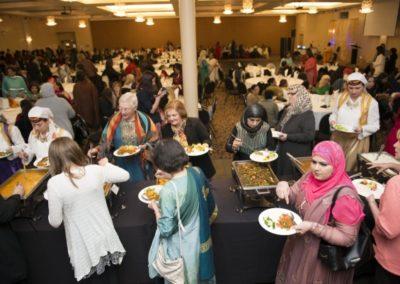 Interfaith Dinner Feast