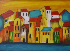 town on the riviera