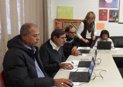 Seniors Computer Class