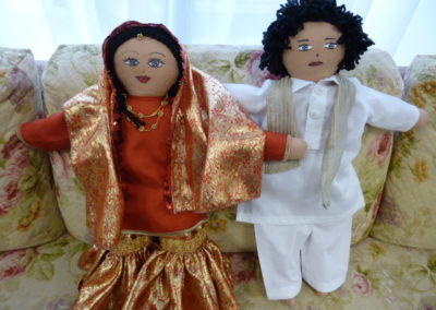 Doll 5 & Doll 6