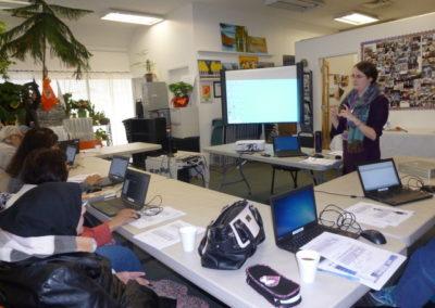women's computer class